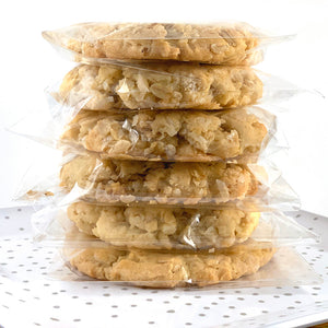 Toasted Coconut Cookies - Large