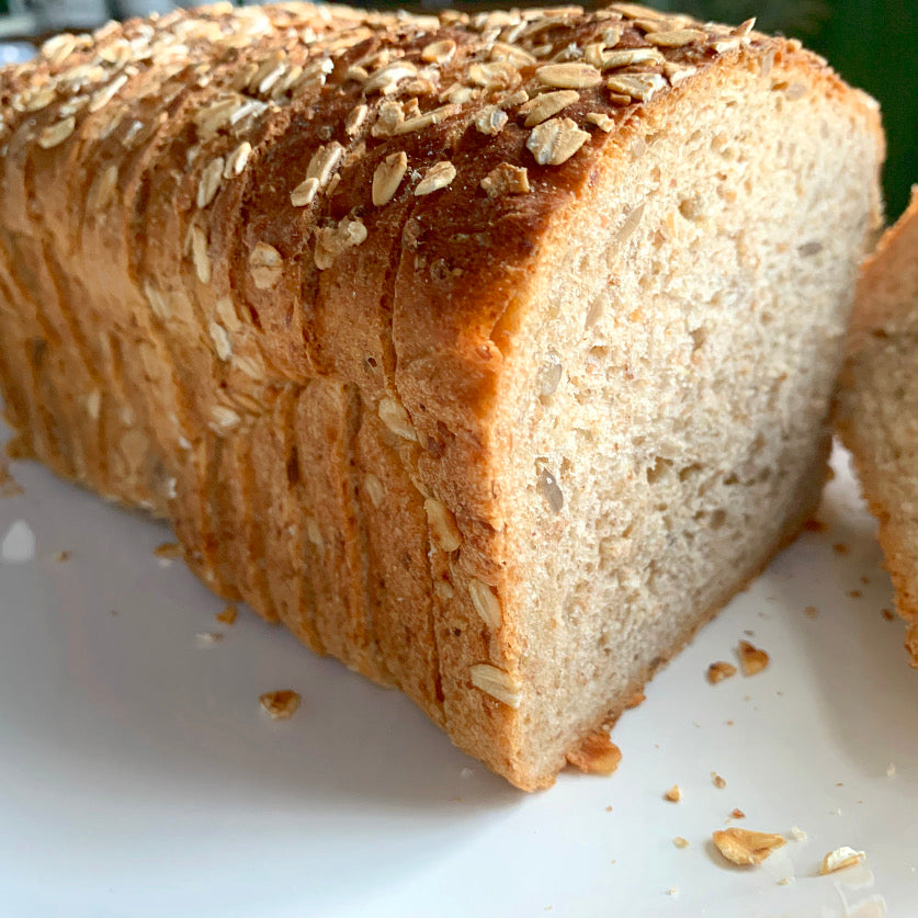 Multigrain Bread Loaf