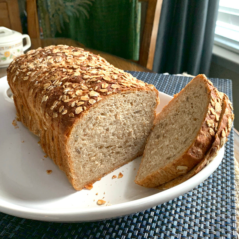 Honey Multigrain Bread Loaf