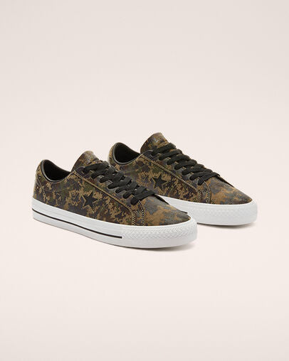 Converse Digi Camo One Star Pro - (Velvet Brown/Herbal/White)