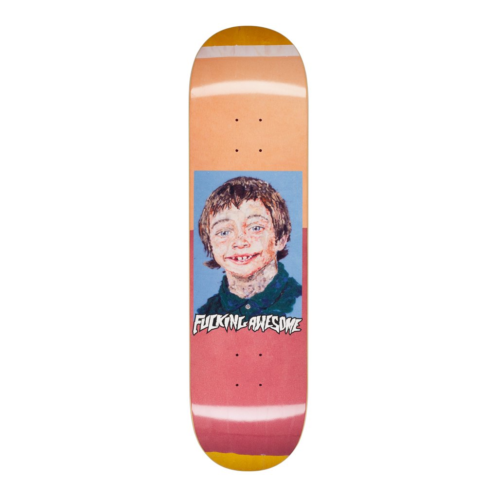 Fucking Awesome Berle Felt Class Photo Deck- (8.38-8.5)