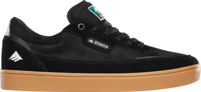 Emerica Gamma - (Black/Gum)