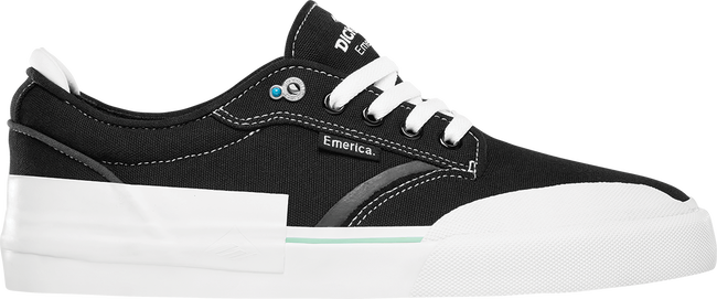 Emerica Dickson - (Black/White)