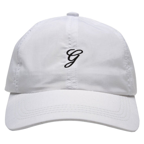 Grand Collection G-Script Cap - White