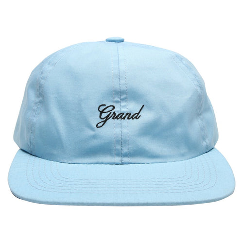 Grand Collection Script Cap - Powder Blue