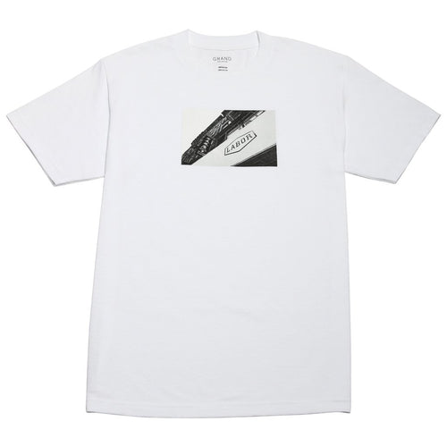 Grand Collection x Labor Tee - White