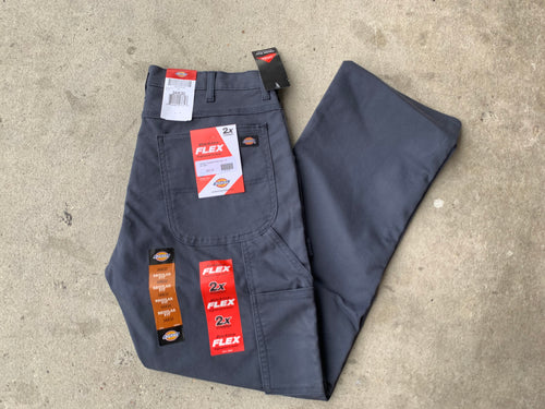 Dickies Carpenter Grey Regular Fit