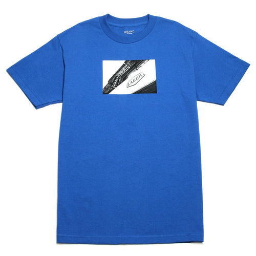 Grand Collection x Labor Tee - Royal Blue