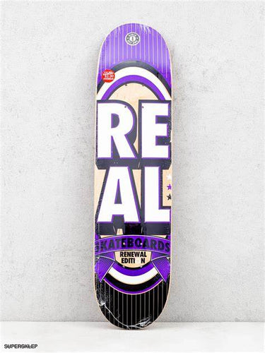 Real renewal Stacked mini 7.21