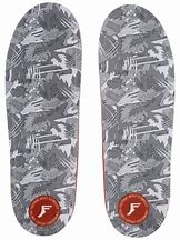 Footprint Insoles Game Changers Custom Orthotics - White Camo