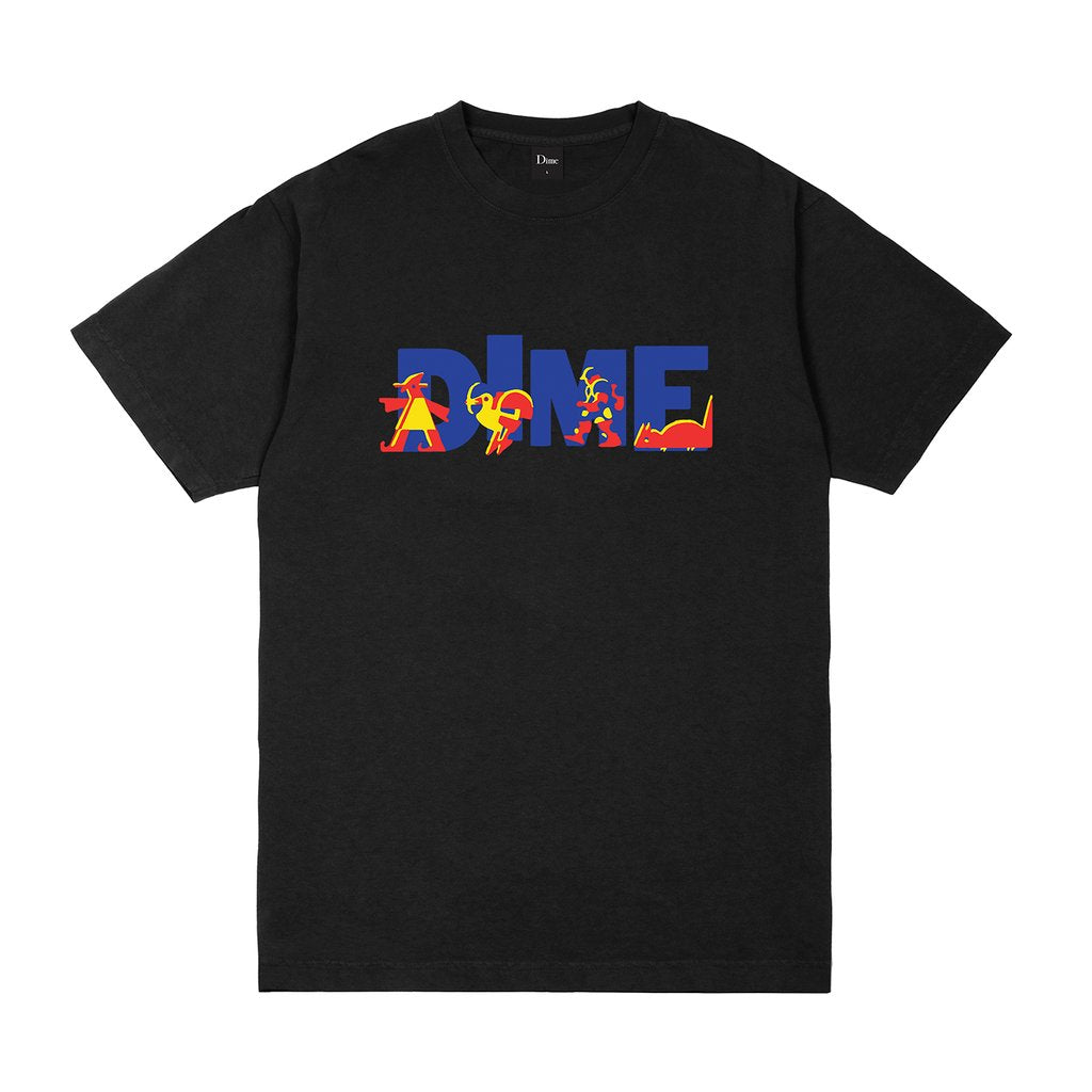 Dime Toy Store T-Shirt- (Black)