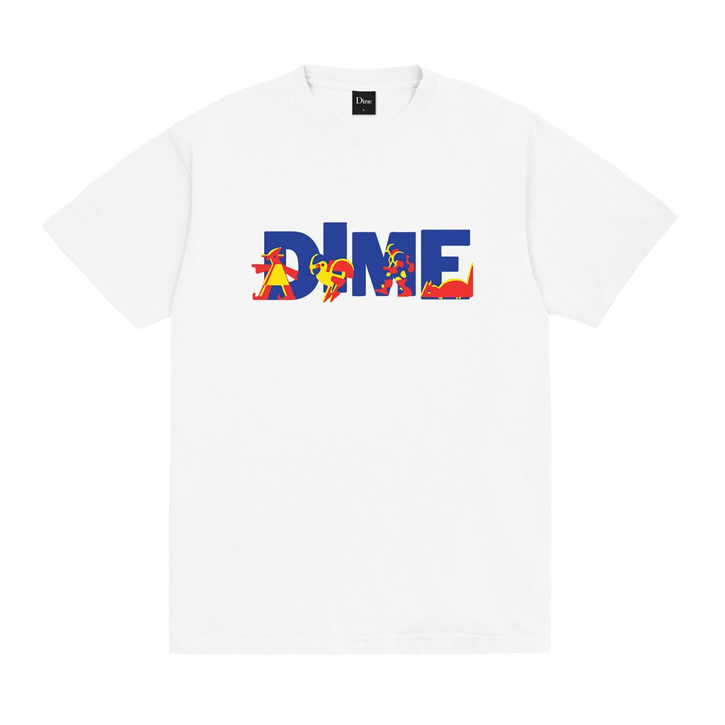 Dime Toy Store T-Shirt- (White)