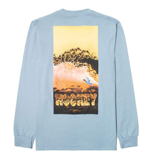 Hockey Silver Surfer L/S (Washed Blue)