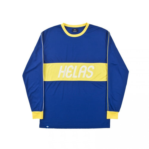 Helas Diego L/S - Blue/Yellow