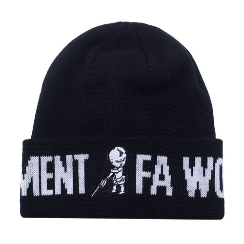 Fucking Awesome Baby Beanie