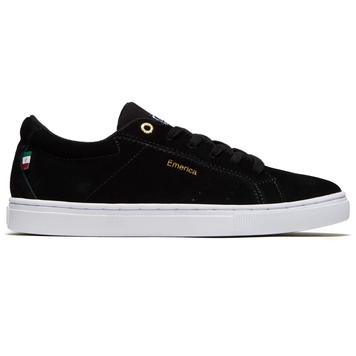 Emerica Americana (Black/White/Gold)