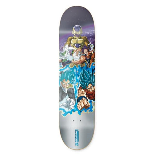 Hotel Blue Mug Shot Skateboard