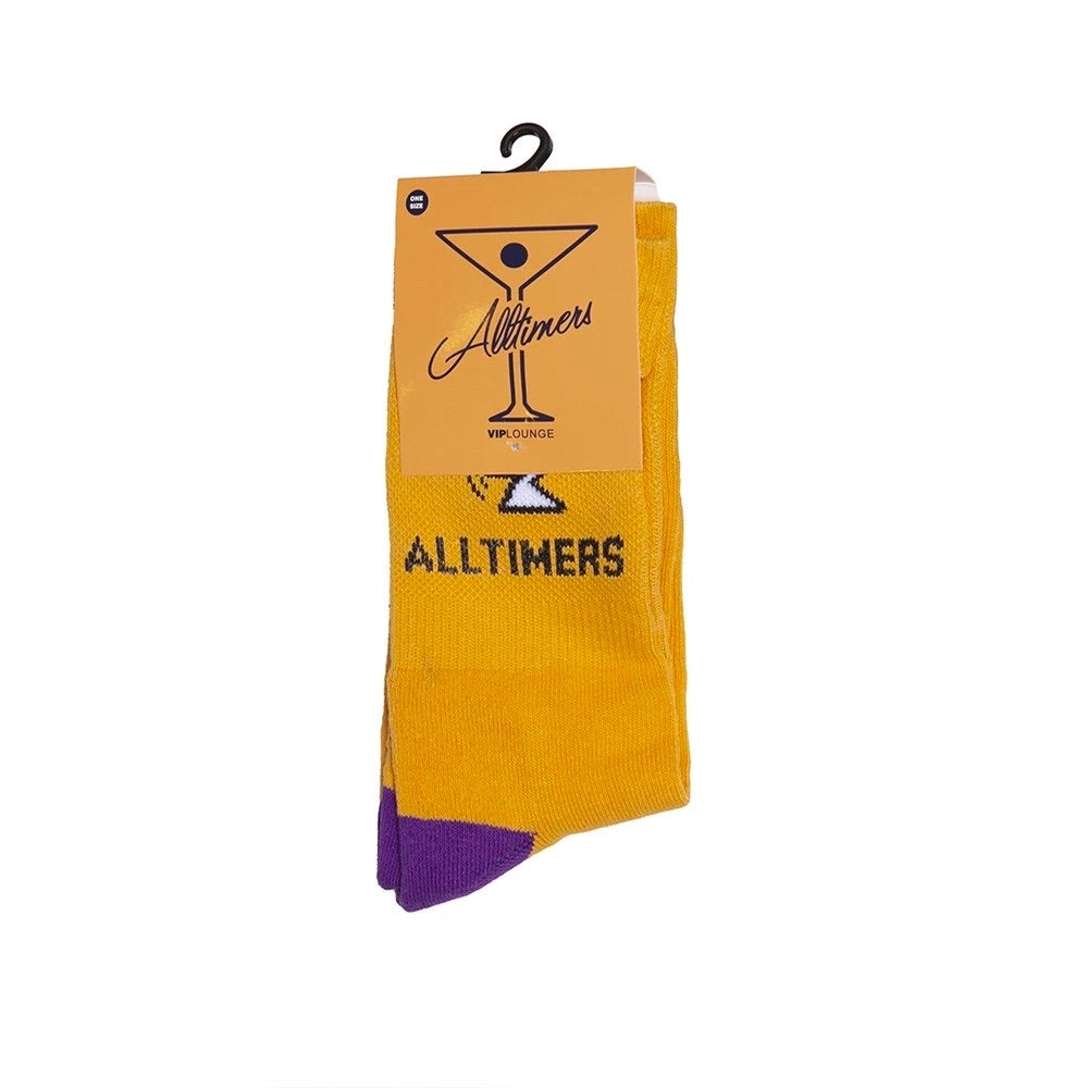 Alltimers Action Logo Socks