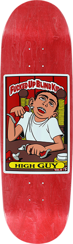 Blind Fuck Up Blind Kids High Guy Mariano 9x32  Deck