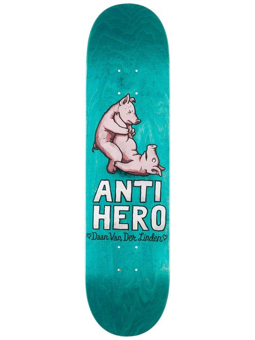 Anti Hero Daan Lovers II 8.06/8.38 (Random Veneers)