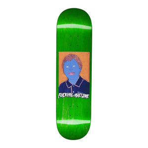 Fucking Awesome Berle Painted Deck- 8.18