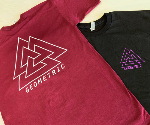 Geometric Shop Tee - Triangle