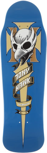 Birdhouse Hawk Crest Old School Deck- 9.75