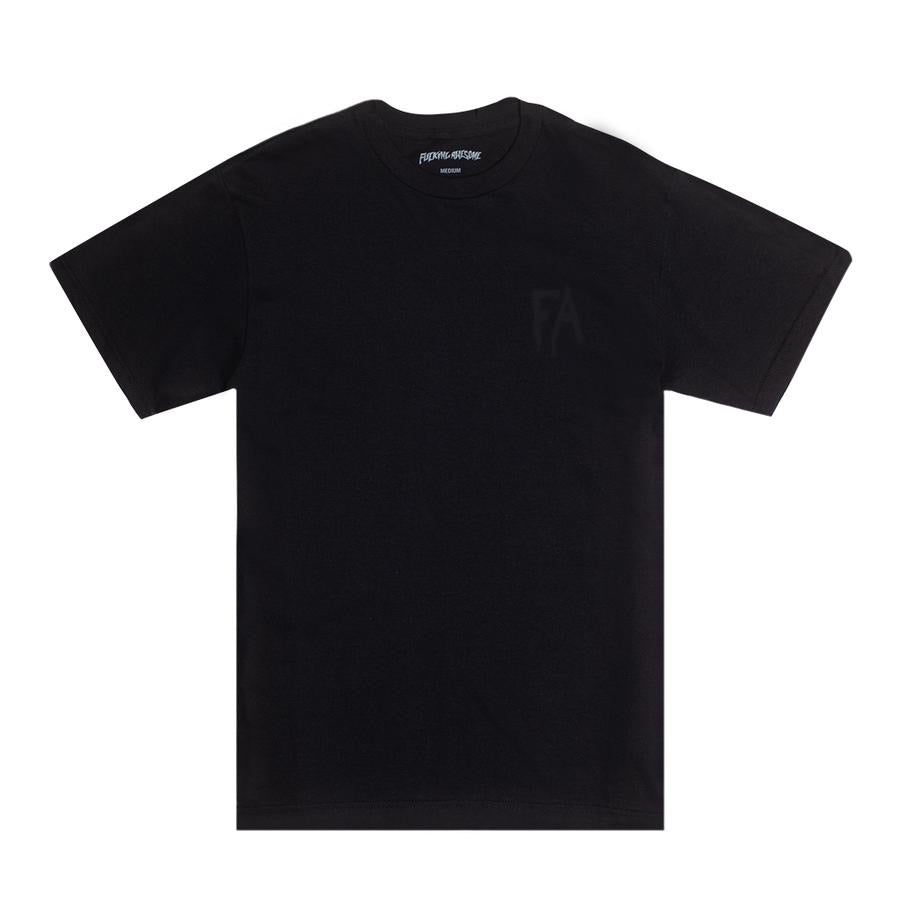 Fucking Awesome Regions Tee (Black)