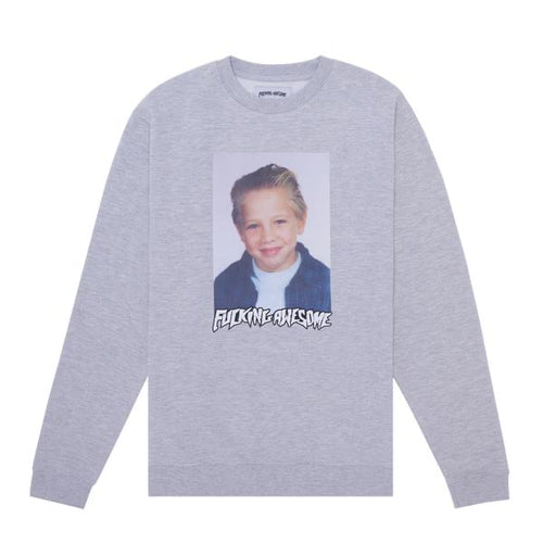 Fucking Awesome Vincent Class Photo Crewneck