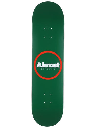 Almost Red Ring Green Deck- 8.0