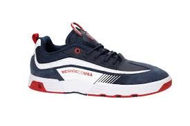 DC Legacy 98 Slim - Navy/Red