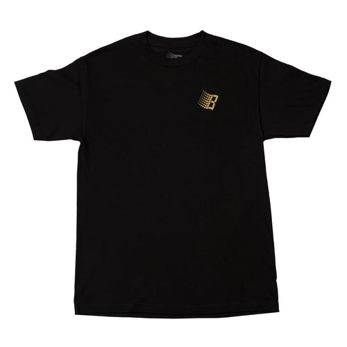 Bronze 56K International Logo Tee - Black