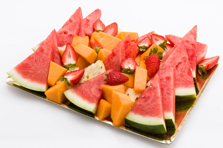 Fresh fruit platter (2 sizes)