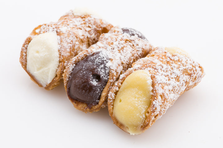 Sicilian Cannoli - Mini