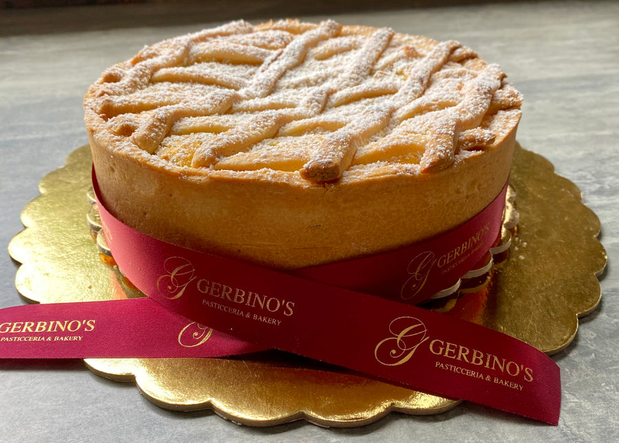 PASTIERA NAPOLETANA - NAPLES EASTER CAKE  - serves 6-8 slices