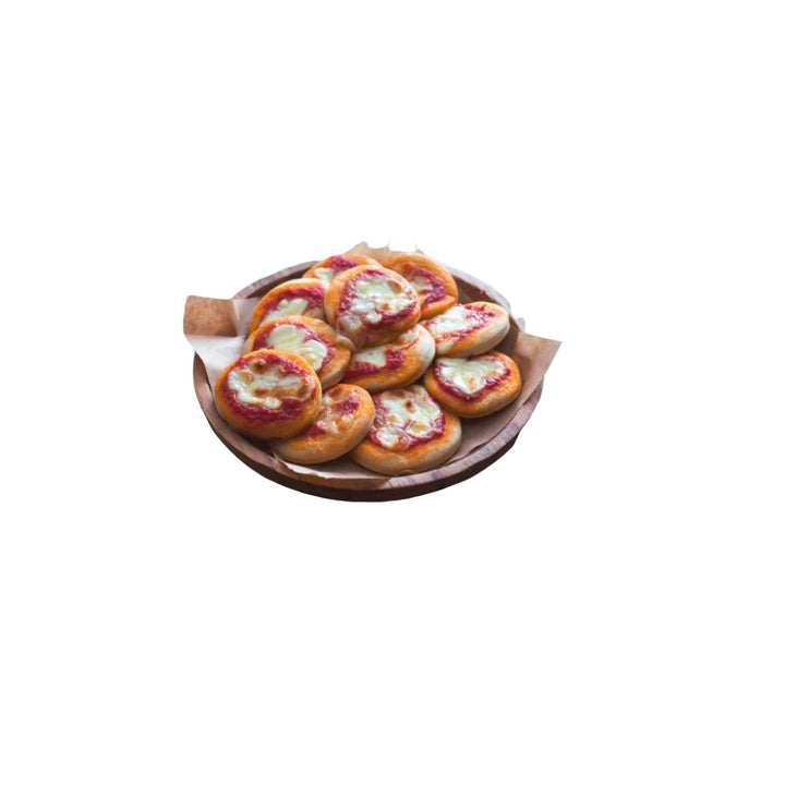Pizzette (minimum order 20 pieces)