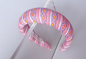 Padded Alice Band - Enlightment Ribbon