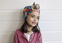 The Mini - Josephine Wired Head Wrap - Vintage Parisienne