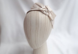 Mathilde Side Knot Headband - Slim