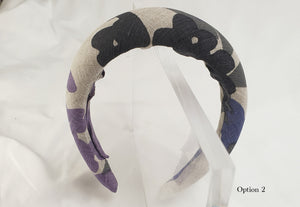 Capsule Collection - Farn / Céline Martine -  Padded Alice Headband