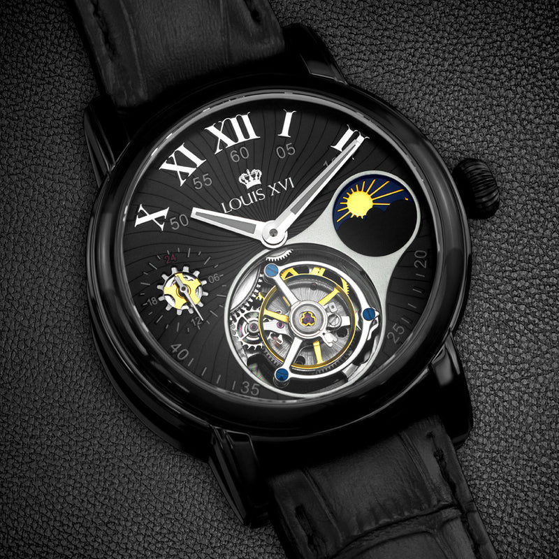 Tourbillon 502 - 41mm