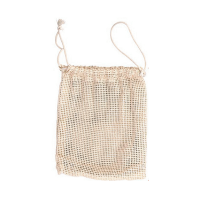 Cotton Net Mesh Bag (4423842103363)