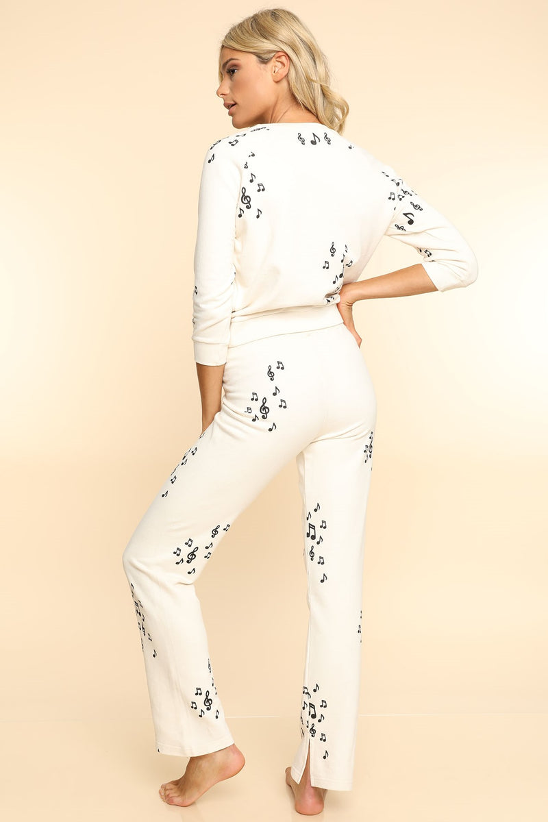 Music Note Pants