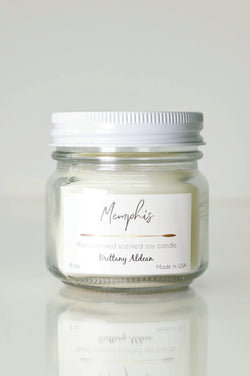 Memphis Candle