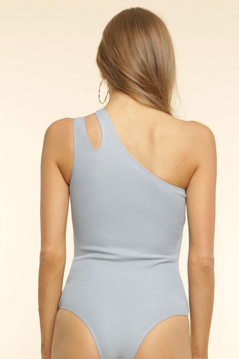 Taylor One Shoulder Bodysuit