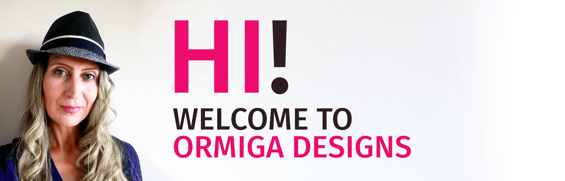 Welcome to Ormiga Designs image