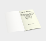"Butterfly ""Book of Ideas"" Notebook"