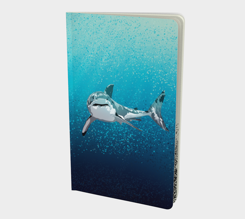 White Shark Small Notebook