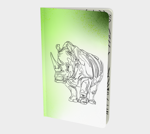 Rhino Small Notebook