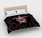 Turtle Duvet Cover